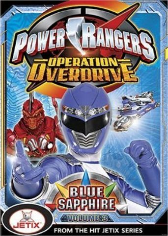 Power Rangers Operation Overdrive Poster