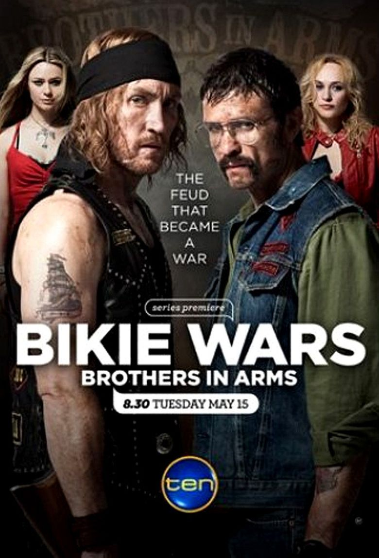 Bikie Wars: Brothers in Arms Poster