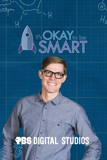 It's Okay to be Smart Poster