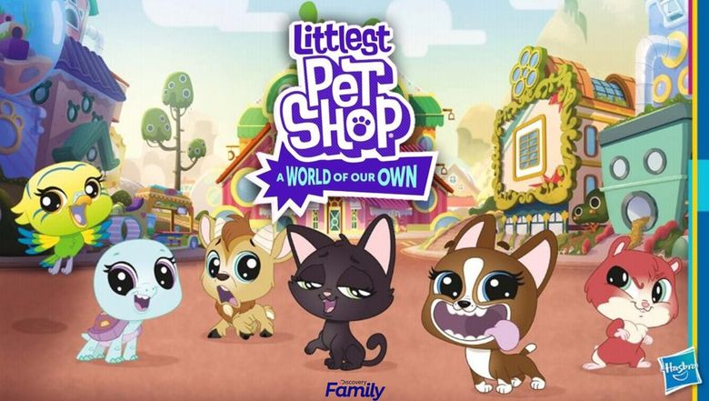 Littlest Pet Shop: A World of Our Own Poster