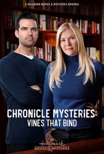 Chronicle Mysteries Poster