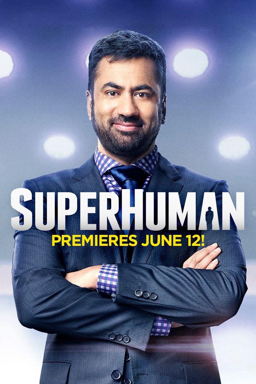 Superhuman Poster