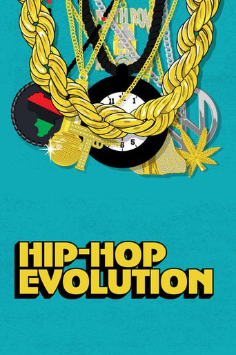 Hip Hop Evolution Poster