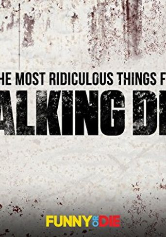 The Most Ridiculous Things From The Walking Dead Poster
