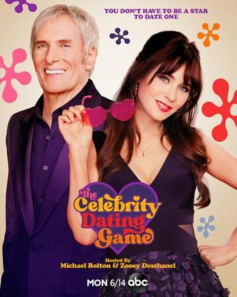 The Celebrity Dating Game Poster
