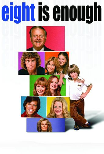 Eight Is Enough Poster