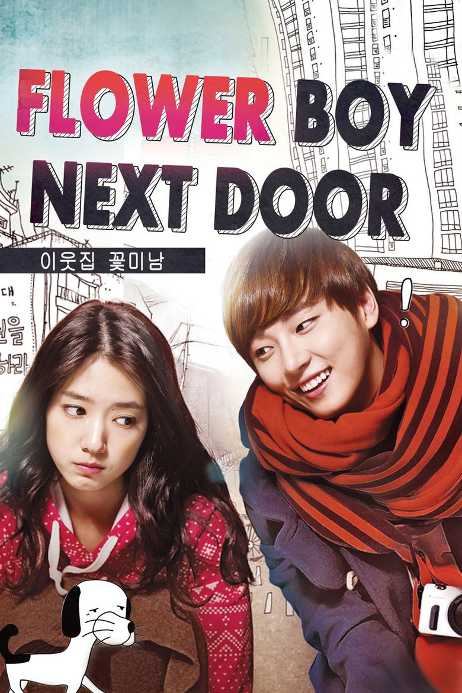 Flower Boy Next Door Poster