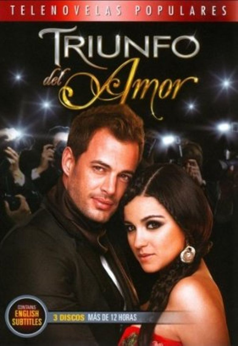 Triumph of Love Poster