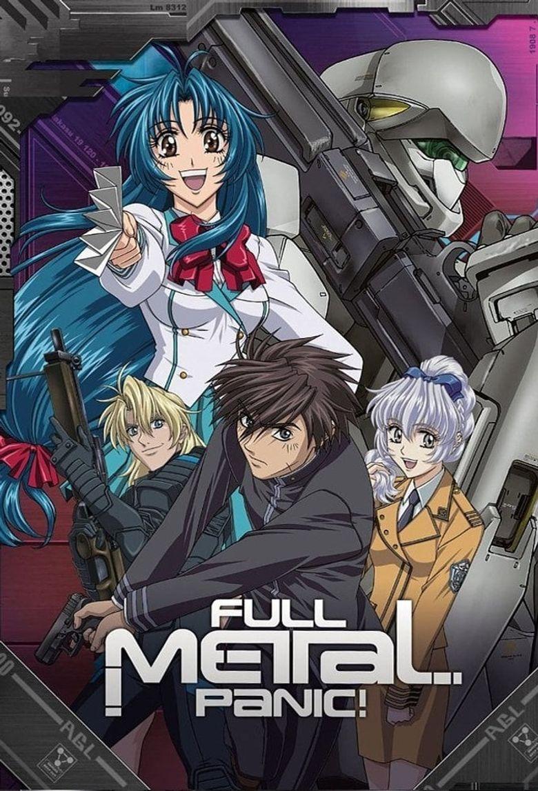 Full Metal Panic! Poster