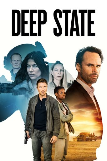 Deep State Poster