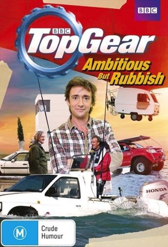 Top Gear: Ambitious But Rubbish Poster