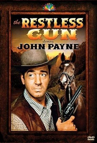 The Restless Gun Poster