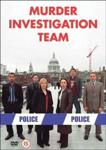 Murder Investigation Team Poster