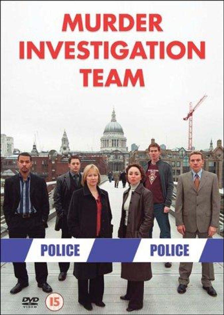 Murder Investigation Team Poster