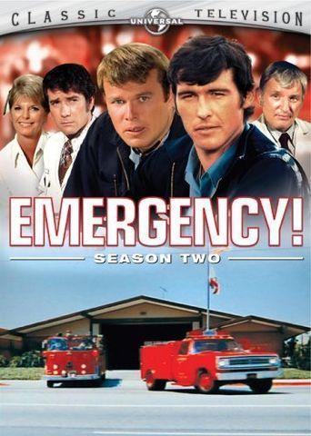 Emergency! Poster