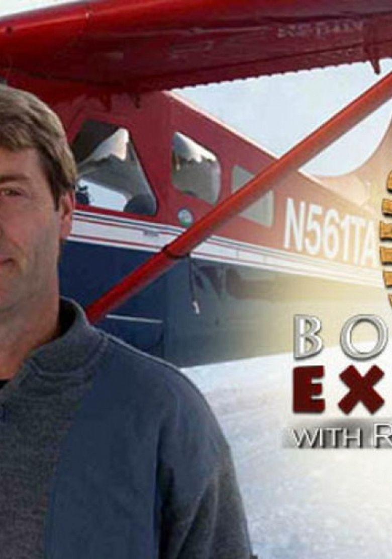 Born To Explore Poster