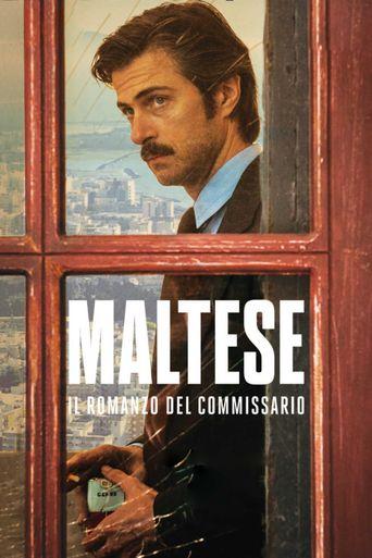 Maltese - Il romanzo del commissario Poster