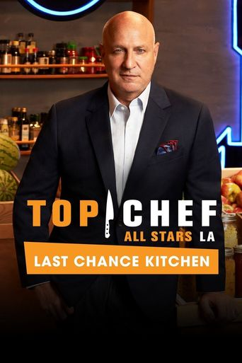 Last Chance Kitchen Poster