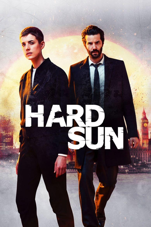 Hard Sun Poster
