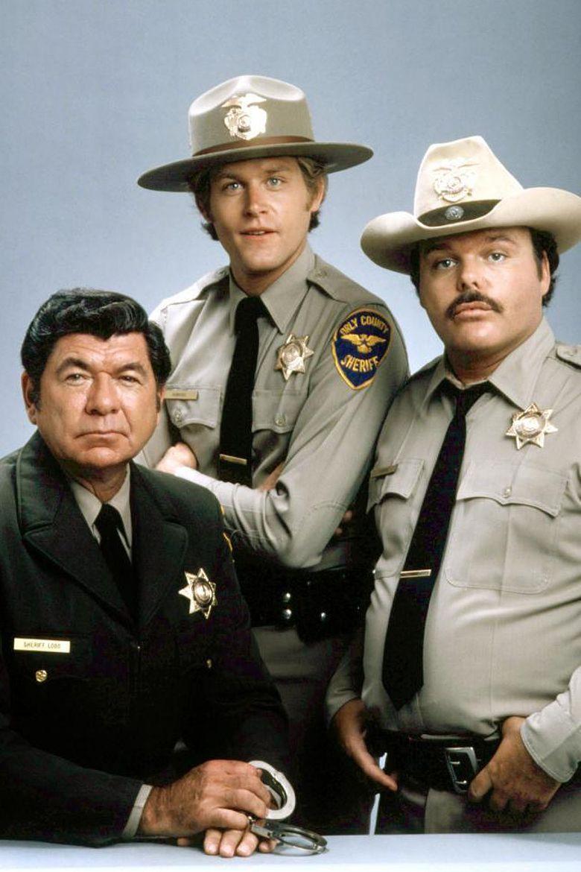 The Misadventures of Sheriff Lobo Poster