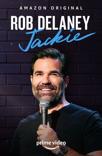 Rob Delaney: Jackie Poster