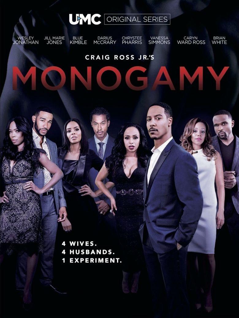 Craig Ross Jr's Monogamy Poster