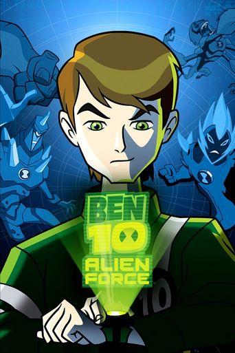 Ben 10: Alien Force Poster