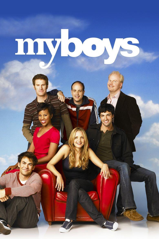 My Boys Poster
