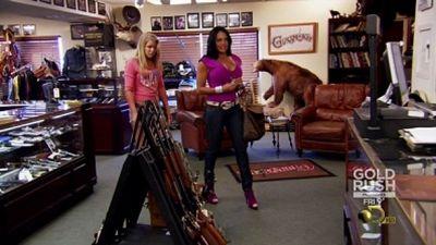 Season 01, Episode 03 Hand Cannon/Pink Pistol