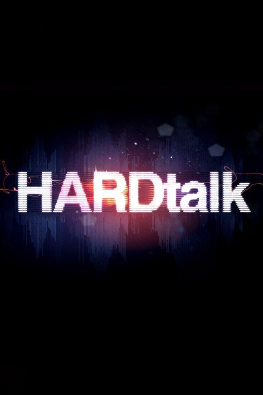 HARDtalk Poster