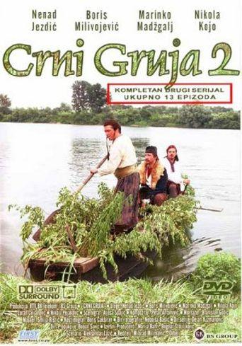 Crni Gruja Poster