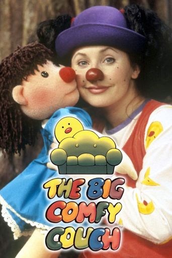 The Big Comfy Couch Poster