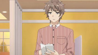 Season 01, Episode 01 My Senpai is a Bunny Girl