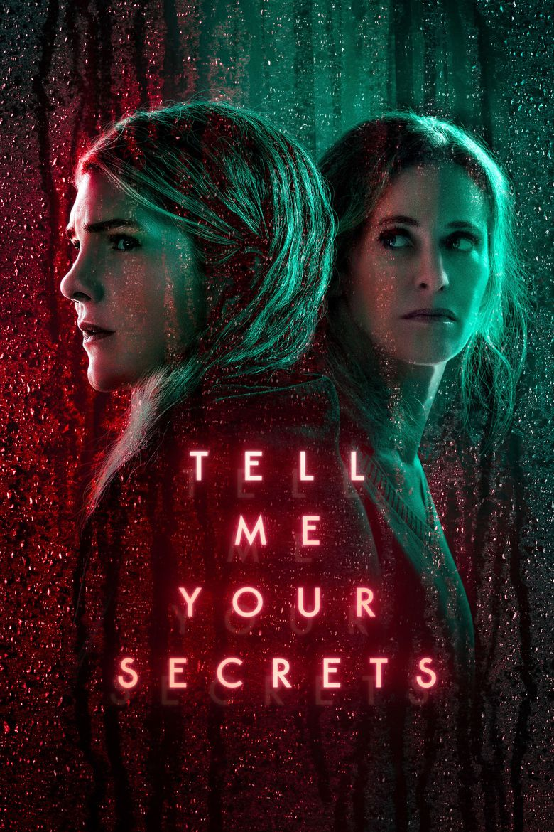 Tell Me Your Secrets Poster