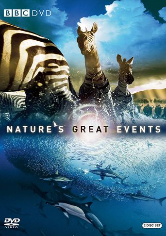 Nature's Great Events Poster