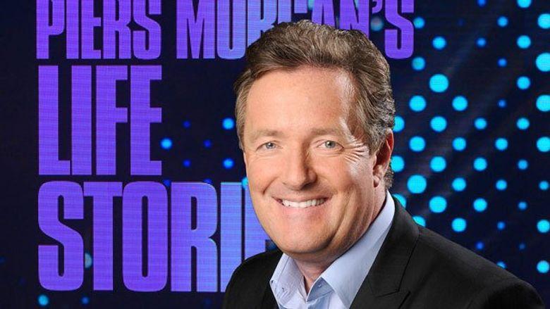 Piers Morgan's Life Stories Poster