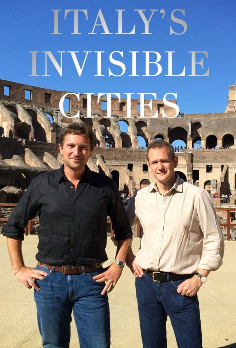Italy's Invisible Cities Poster