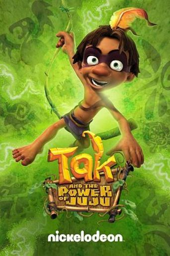Tak and the Power of Juju Poster