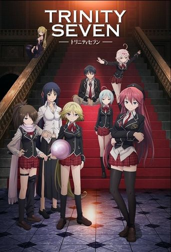 Trinity Seven Poster
