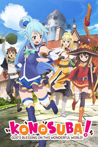 KonoSuba – God's blessing on this wonderful world!! Poster