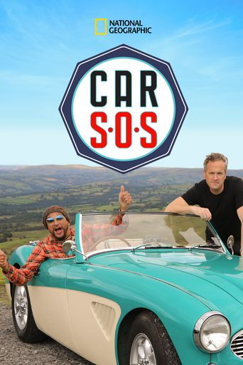 Car S.O.S. Poster