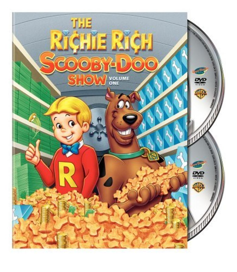 The Richie Rich/Scooby-Doo Show and Scrappy Too! Poster