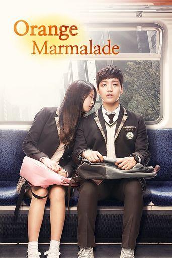 Orange Marmalade Poster