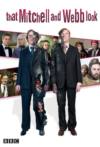 That Mitchell and Webb Look Poster