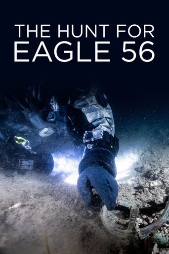 The Hunt for Eagle 56 Poster