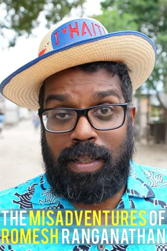 The Misadventures of Romesh Ranganathan Poster