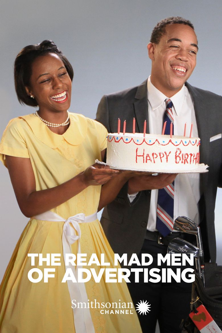 The Real Mad Men of Advertising Poster