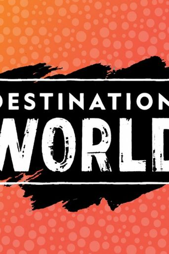 Destination: World Poster
