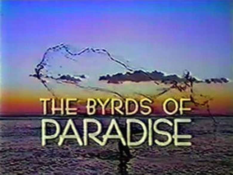 The Byrds of Paradise Poster