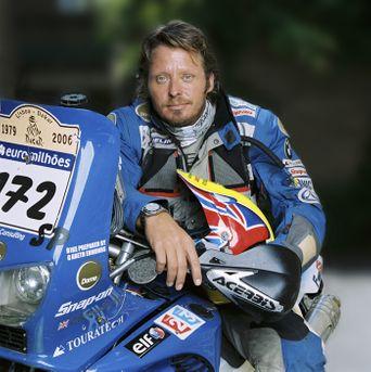 Race to Dakar Poster